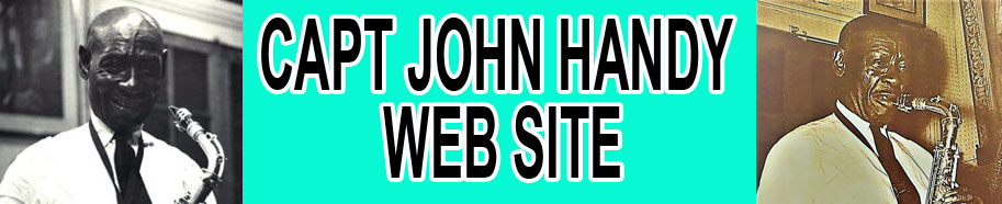 CAPTJOHNHANDY WEB SITE